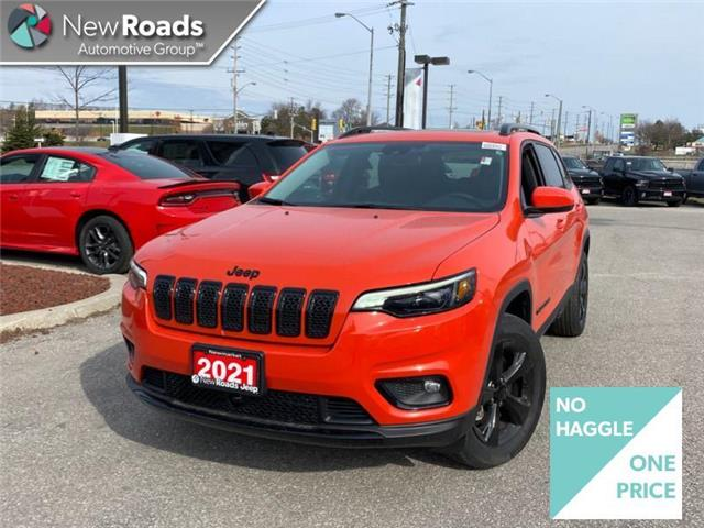 2021 Jeep Cherokee Altitude (Stk: J20360) in Newmarket - Image 1 of 22