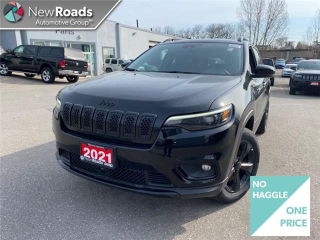 2021 Jeep Cherokee Altitude (Stk: J20432) in Newmarket - Image 1 of 22