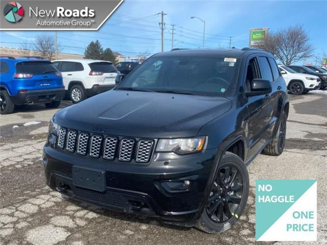 2021 Jeep Grand Cherokee Laredo (Stk: H20599) in Newmarket - Image 1 of 24