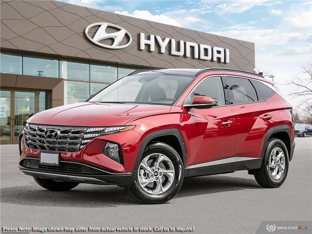 2022 Hyundai Tucson Preferred (Stk: 100653) in London - Image 1 of 23