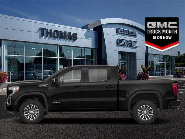 2021 GMC Sierra 1500 AT4 (Stk: T58075) in Cobourg - Image 1 of 1