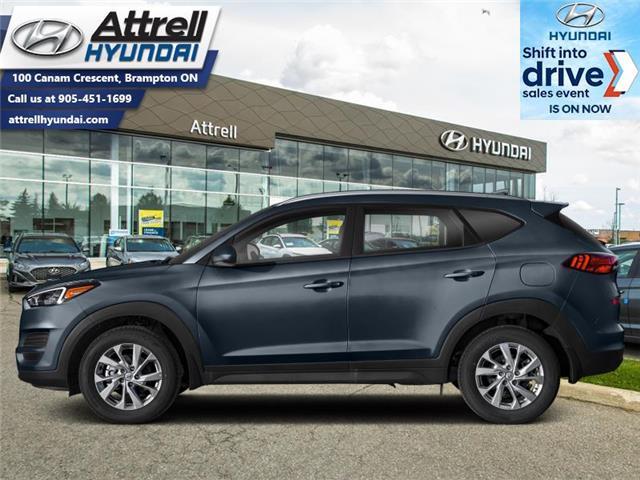 2021 Hyundai Tucson 2.0L Preferred AWD w/Sun and Leather (Stk: 37011) in Brampton - Image 1 of 1
