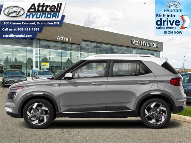 2021 Hyundai Venue Ultimate w/Black (Stk: 37082) in Brampton - Image 1 of 1