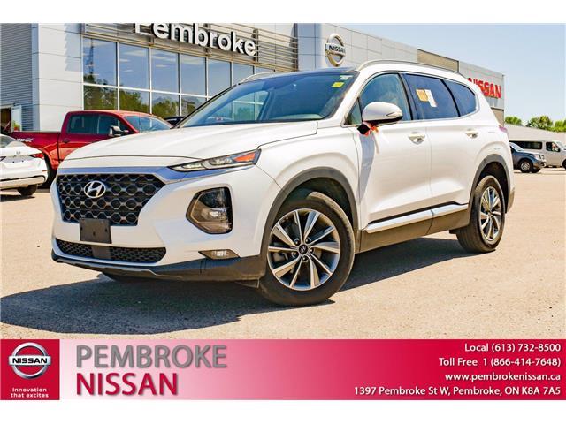 2020 Hyundai Santa Fe Preferred 2.4 w/Sun & Leather Package (Stk: P230) in Pembroke - Image 1 of 30