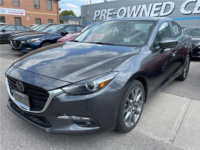 2018 Mazda Mazda3 GT (Stk: P3594) in Toronto - Image 1 of 22