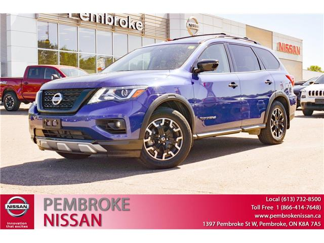 2020 Nissan Pathfinder SL Premium (Stk: P223) in Pembroke - Image 1 of 30