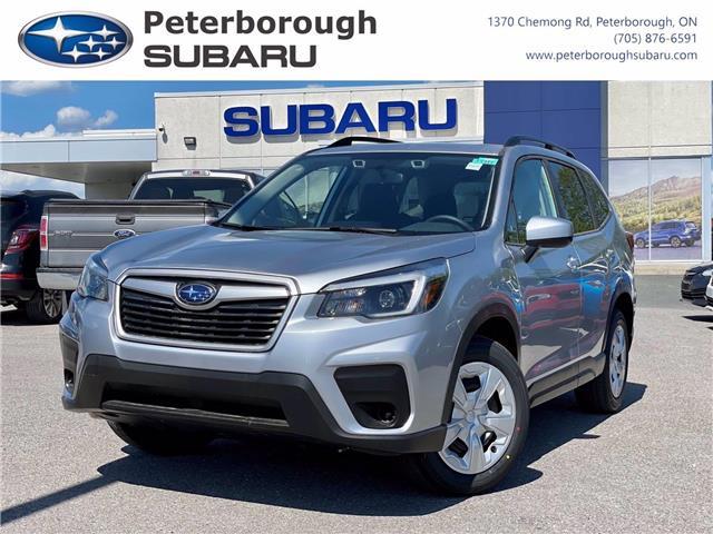 2021 Subaru Forester Base (Stk: S4675) in Peterborough - Image 1 of 30