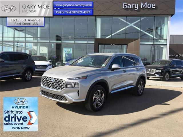 2021 Hyundai Santa Fe Preferred AWD (Stk: 1SF4802) in Red Deer - Image 1 of 10