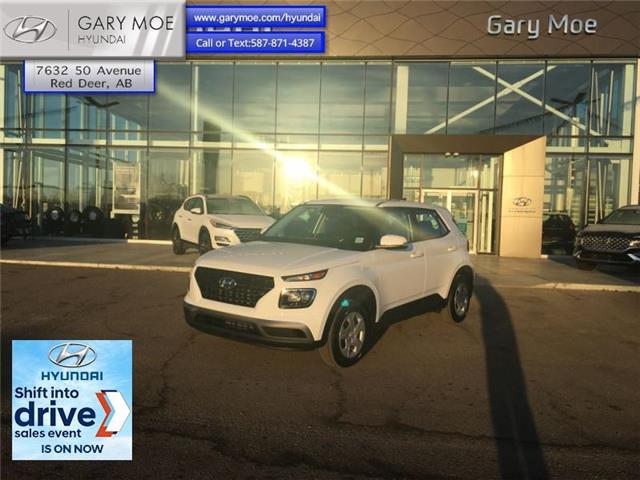 2021 Hyundai Venue Essential (Stk: 1VN1005) in Red Deer - Image 1 of 10