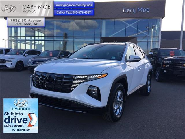 2022 Hyundai Tucson Preferred AWD w/Trend Package (Stk: 2TU8695) in Red Deer - Image 1 of 11
