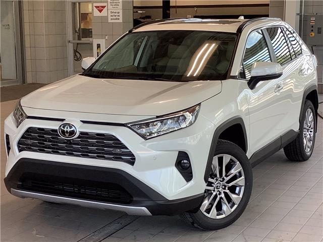 2021 Toyota RAV4 Limited (Stk: 22954) in Kingston - Image 1 of 30