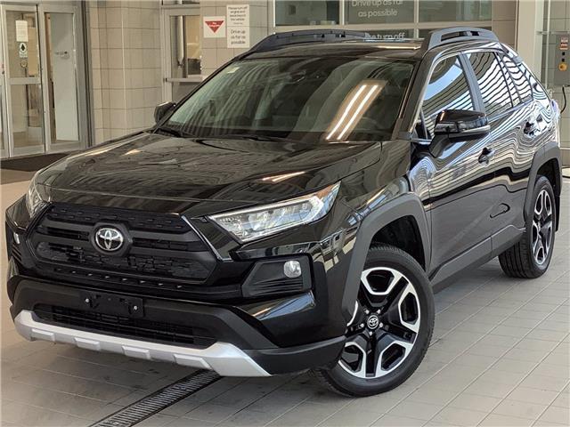 2019 Toyota RAV4 Trail (Stk: P19443) in Kingston - Image 1 of 30