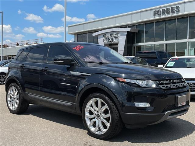 2012 Land Rover Range Rover Evoque Pure Plus (Stk: 606477) in Waterloo - Image 1 of 27