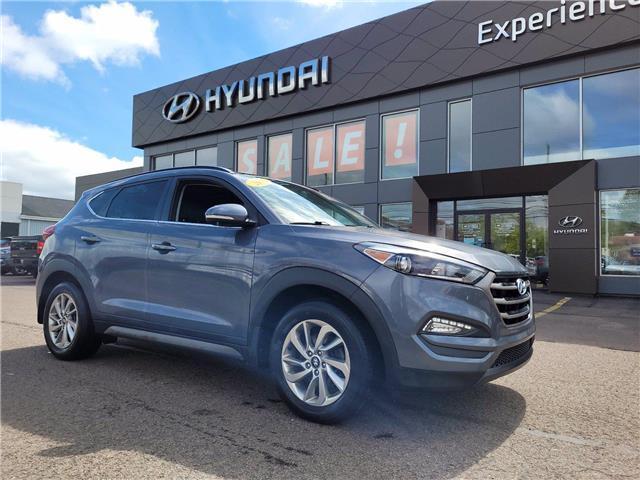 2016 Hyundai Tucson Luxury (Stk: N1384TA) in Charlottetown - Image 1 of 9