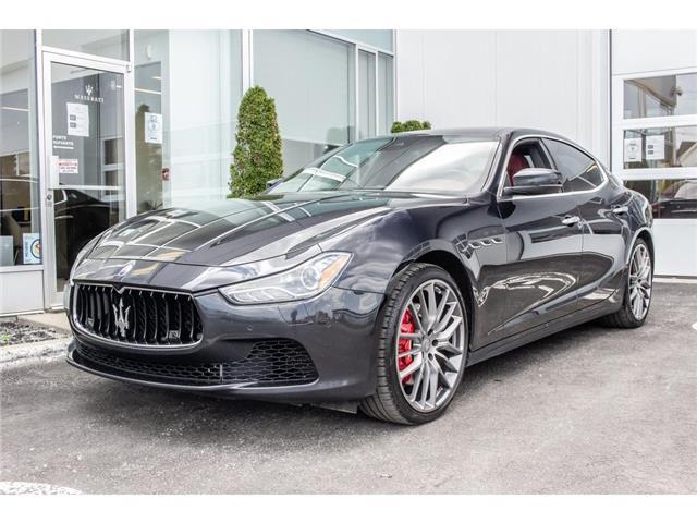 2017 Maserati Ghibli S Q4 (Stk: PL063) in Laval - Image 1 of 13