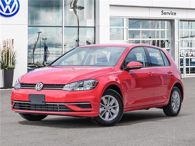 2021 Volkswagen Golf Comfortline (Stk: G21009) in Sault Ste. Marie - Image 1 of 10