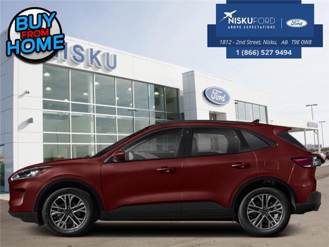 2021 Ford Escape SEL (Stk: ESC1021) in Nisku - Image 1 of 1