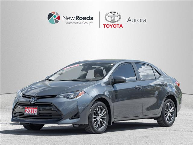 2018 Toyota Corolla  (Stk: 324651) in Aurora - Image 1 of 20