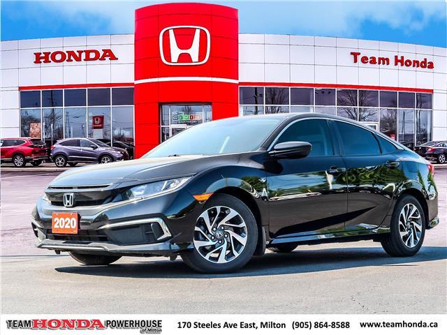 2020 Honda Civic EX (Stk: 3870) in Milton - Image 1 of 28