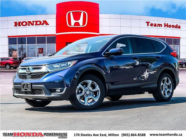 2018 Honda CR-V EX-L (Stk: 3879) in Milton - Image 1 of 30