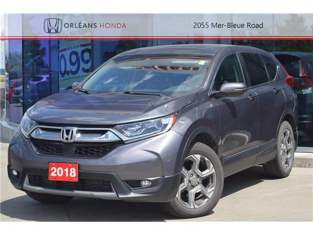 2018 Honda CR-V EX-L (Stk: 16-210350A) in Orléans - Image 1 of 26