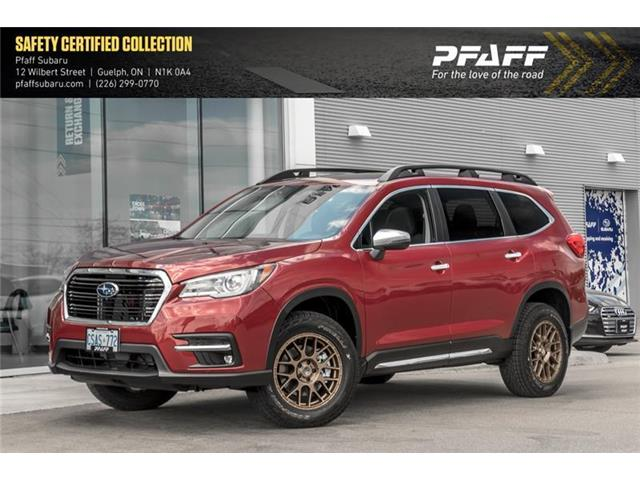 2021 Subaru Ascent Premier w/Black Leather (Stk: S01140) in Guelph - Image 1 of 28