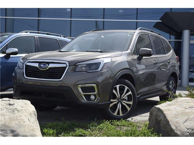 2021 Subaru Forester Limited (Stk: 18-SM521) in Ottawa - Image 1 of 21