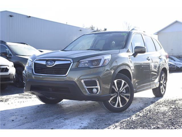 2021 Subaru Forester Limited (Stk: 18-SM501) in Ottawa - Image 1 of 22