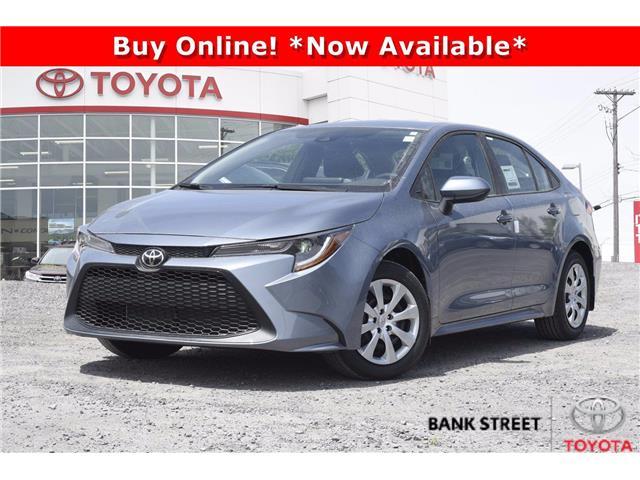 2021 Toyota Corolla LE (Stk: 19-29231) in Ottawa - Image 1 of 23