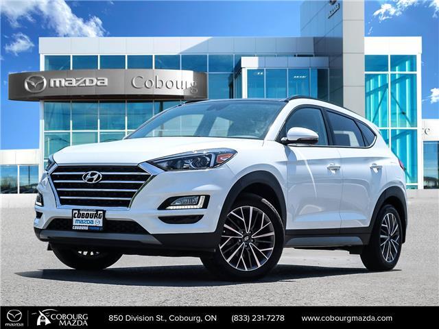 2020 Hyundai Tucson Luxury (Stk: 21110C) in Cobourg - Image 1 of 28