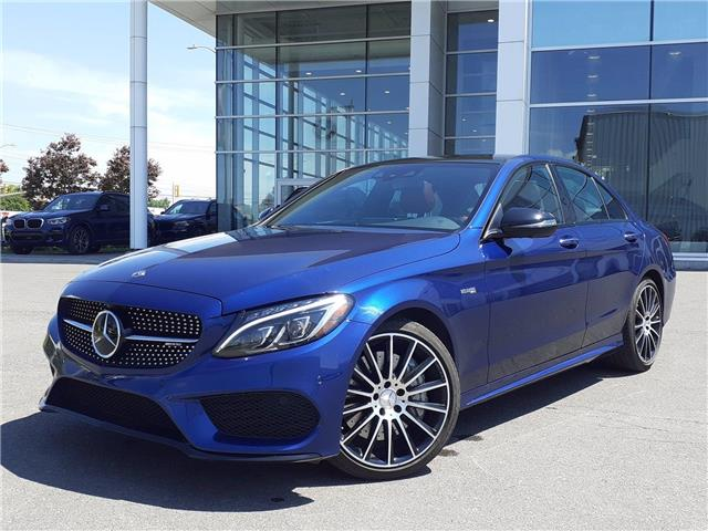 2018 Mercedes-Benz AMG C 43 Base (Stk: P9909) in Gloucester - Image 1 of 26