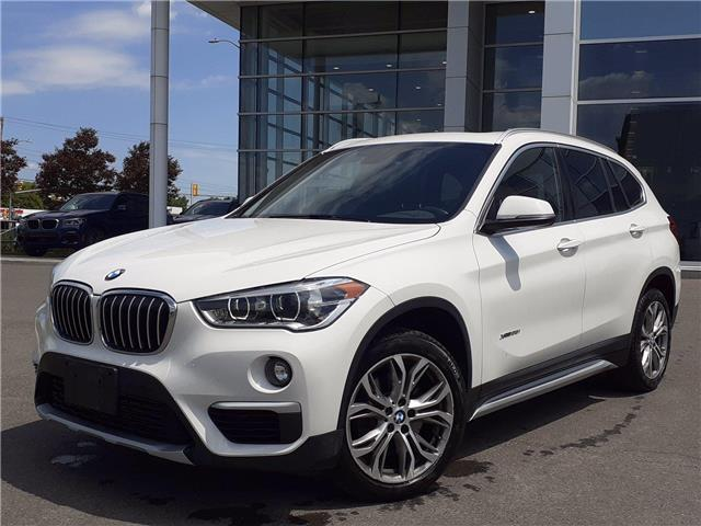 2018 BMW X1 xDrive28i (Stk: P9908) in Gloucester - Image 1 of 13