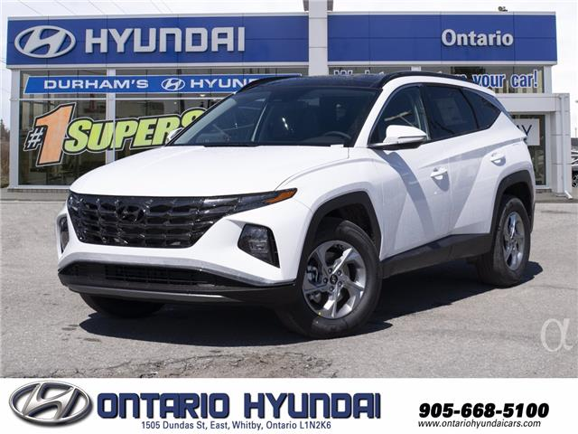 2022 Hyundai Tucson Preferred w/Trend Package (Stk: 041781) in Whitby - Image 1 of 21