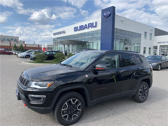 2019 Jeep Compass Trailhawk (Stk: T34330) in RICHMOND HILL - Image 1 of 16