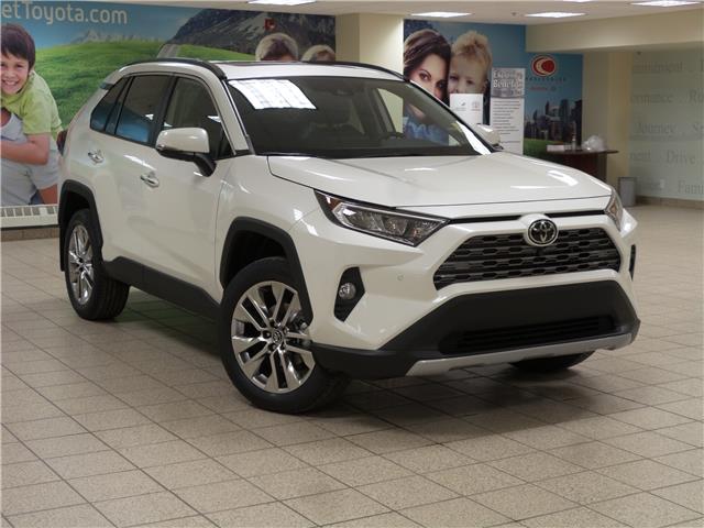 2021 Toyota RAV4 Limited (Stk: 211113) in Calgary - Image 1 of 23