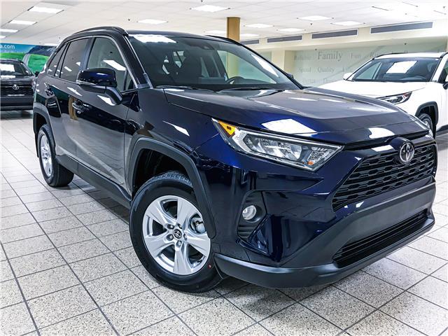 2021 Toyota RAV4 XLE (Stk: 211112) in Calgary - Image 1 of 20