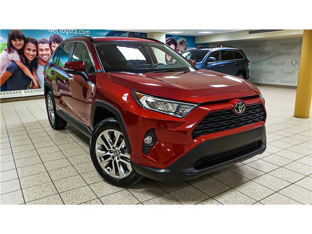 2021 Toyota RAV4 XLE (Stk: 211119) in Calgary - Image 1 of 14