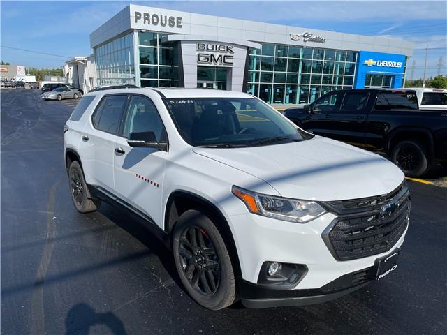 2021 Chevrolet Traverse Premier (Stk: 5728-21) in Sault Ste. Marie - Image 1 of 13