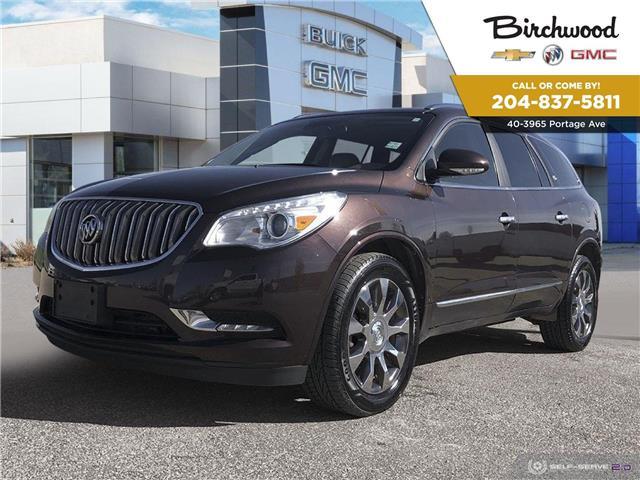 2017 Buick Enclave Premium (Stk: F4156E) in Winnipeg - Image 1 of 27