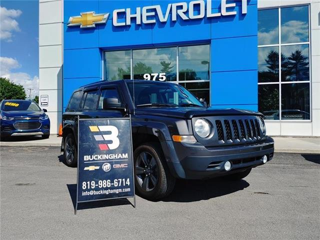 2015 Jeep Patriot Limited (Stk: 21238A) in Gatineau - Image 1 of 7
