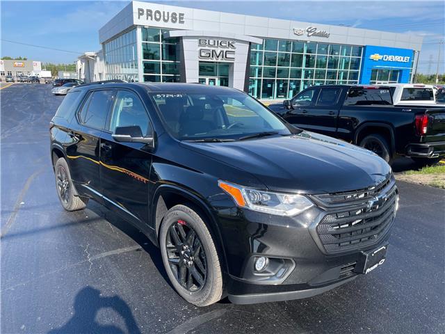 2021 Chevrolet Traverse Premier (Stk: 5724-21) in Sault Ste. Marie - Image 1 of 14