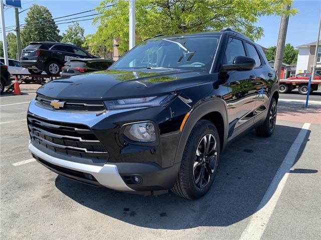 2021 Chevrolet TrailBlazer LT (Stk: R10801) in Ottawa - Image 1 of 21