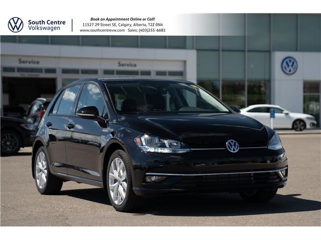 2021 Volkswagen Golf Highline (Stk: 10290) in Calgary - Image 1 of 37