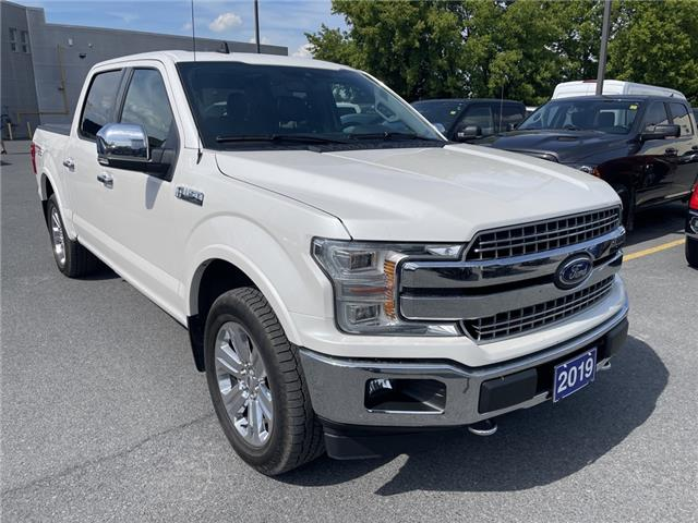 2019 Ford F-150 Lariat (Stk: 21073A) in Cornwall - Image 1 of 30