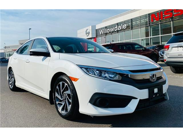 2018 Honda Civic EX (Stk: N2064A) in Thornhill - Image 1 of 24