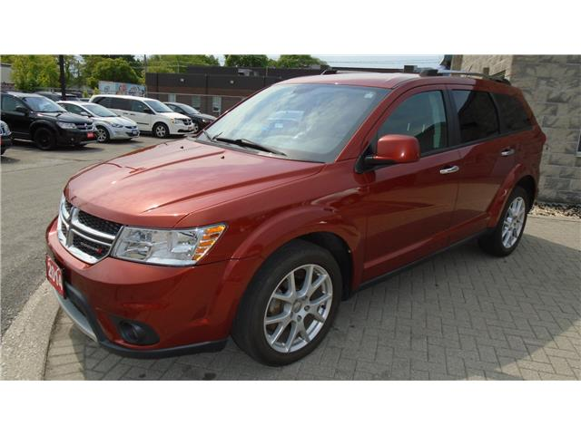 2014 Dodge Journey R/T (Stk: 5414A) in Sarnia - Image 1 of 13