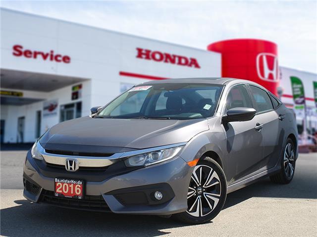 2016 Honda Civic EX-T (Stk: 21-085A) in Vernon - Image 1 of 15