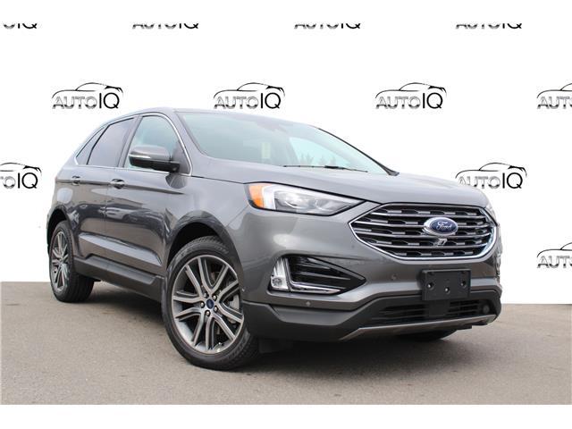 2021 Ford Edge Titanium (Stk: 210368) in Hamilton - Image 1 of 25