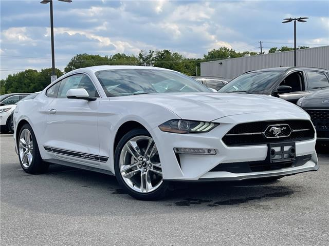 2021 Ford Mustang EcoBoost Premium (Stk: 021MU6) in Midland - Image 1 of 14