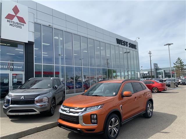2021 Mitsubishi RVR SEL (Stk: R21051) in Edmonton - Image 1 of 23